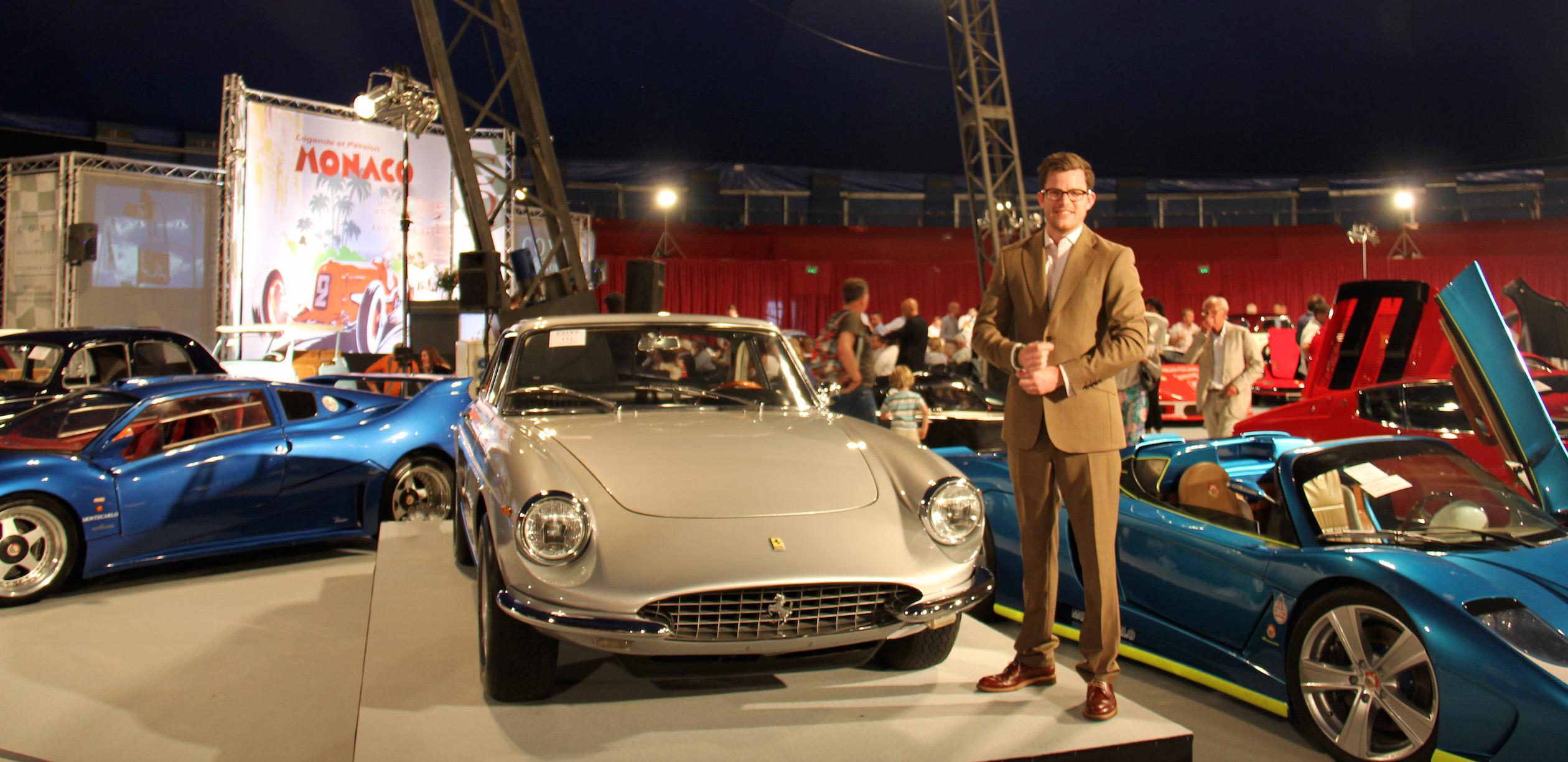 Christian Hembry Monaco Grand Prix 2014