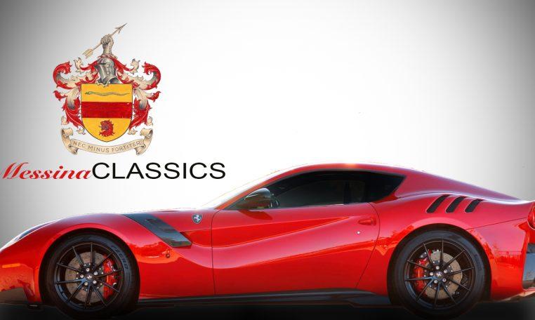 2016 Ferrari F12 Tdf Messinaclassics