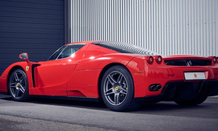 2003 Ferrari Enzo Messinaclassics